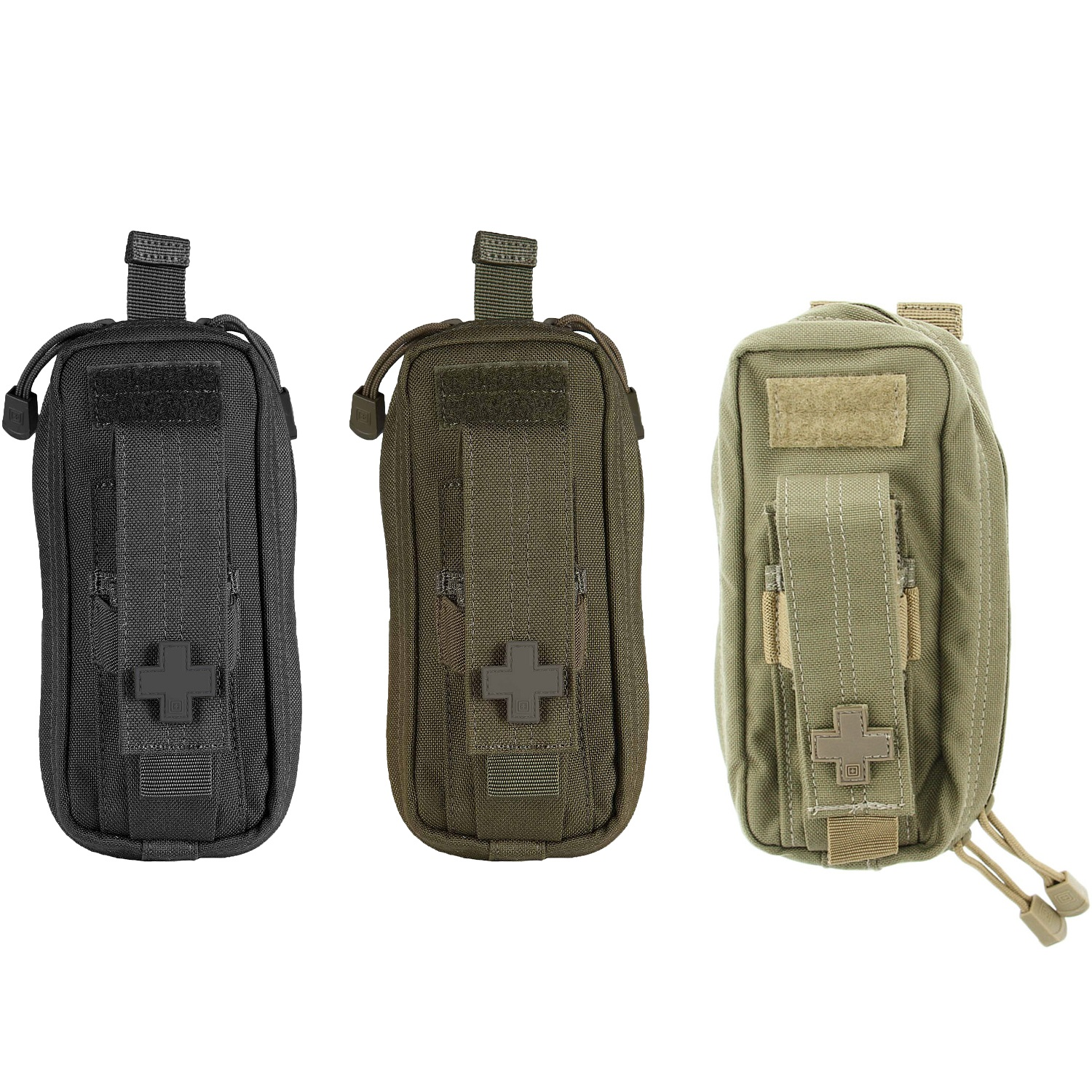 809945707ab 5.11 Tactical 3 X 6 Medical Kit MOLLE Pouch Padded Gear Bag