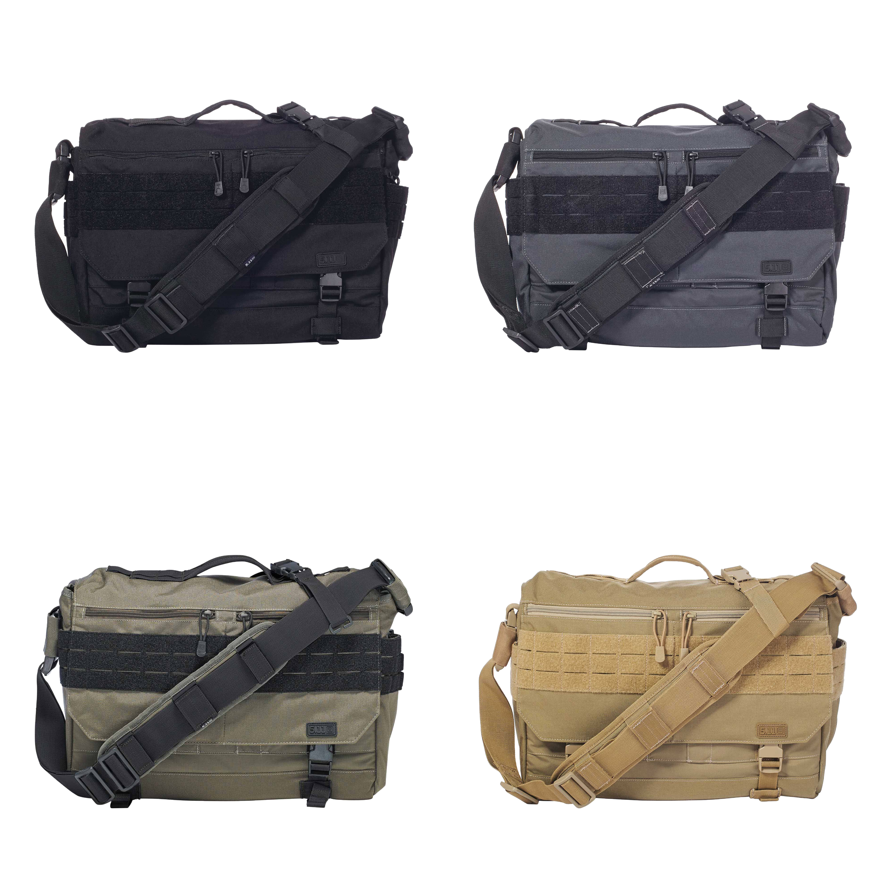 5 11 Rush Delivery Lima Tactical Messenger Bag Medium Style 56177 4 Colors
