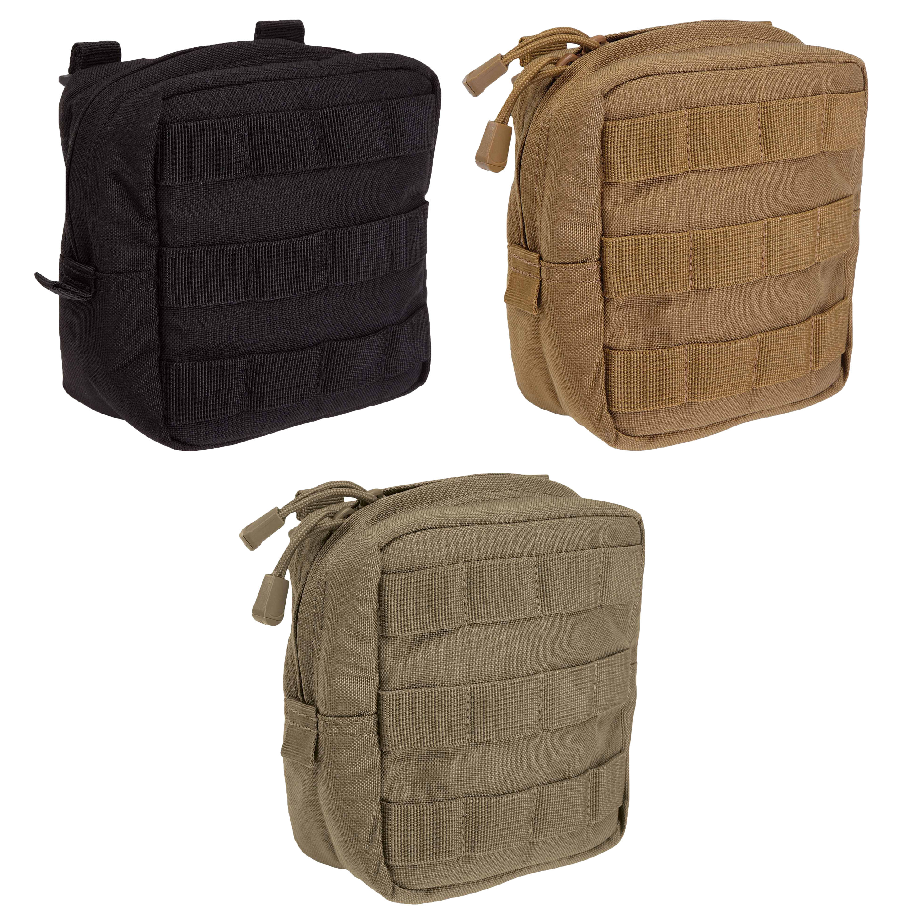 e5ed6beb315 5.11 Tactical 6x6 Military MOLLE Light Nylon Padded Pouch Gear Bag ...