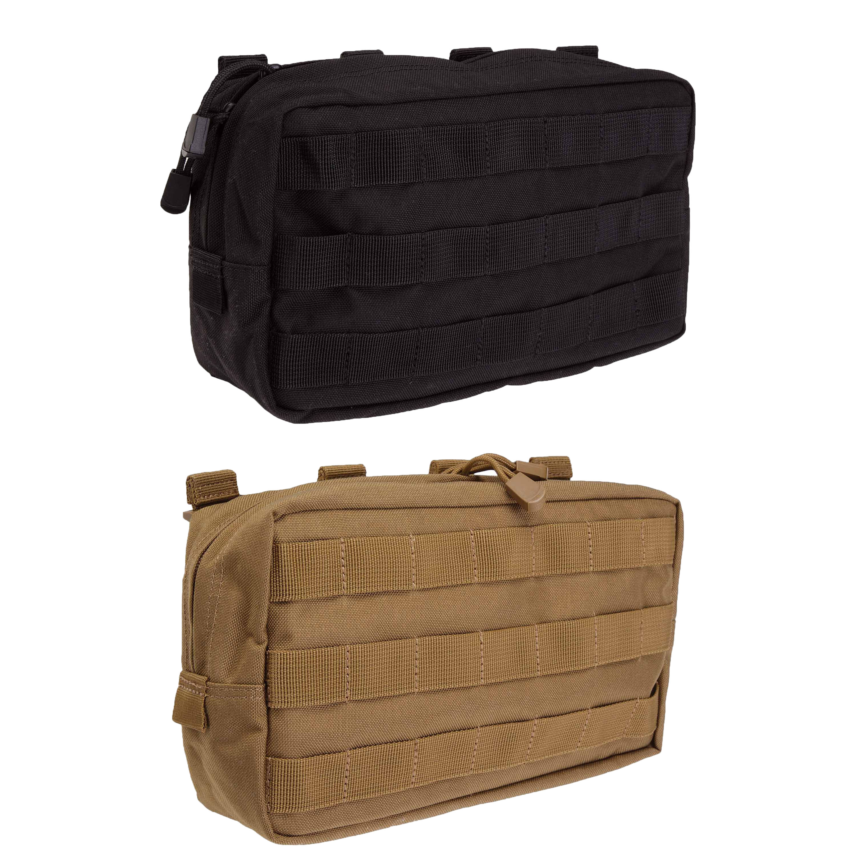 b3c69eda004 5.11 Tactical Molle Horizontal Pouch Gear Bag Style 58716