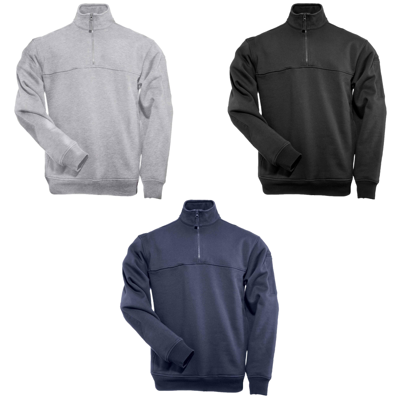 a723276d700 5.11 Tactical Job Shirt 1 4 Zip Pockets Long Sleeve