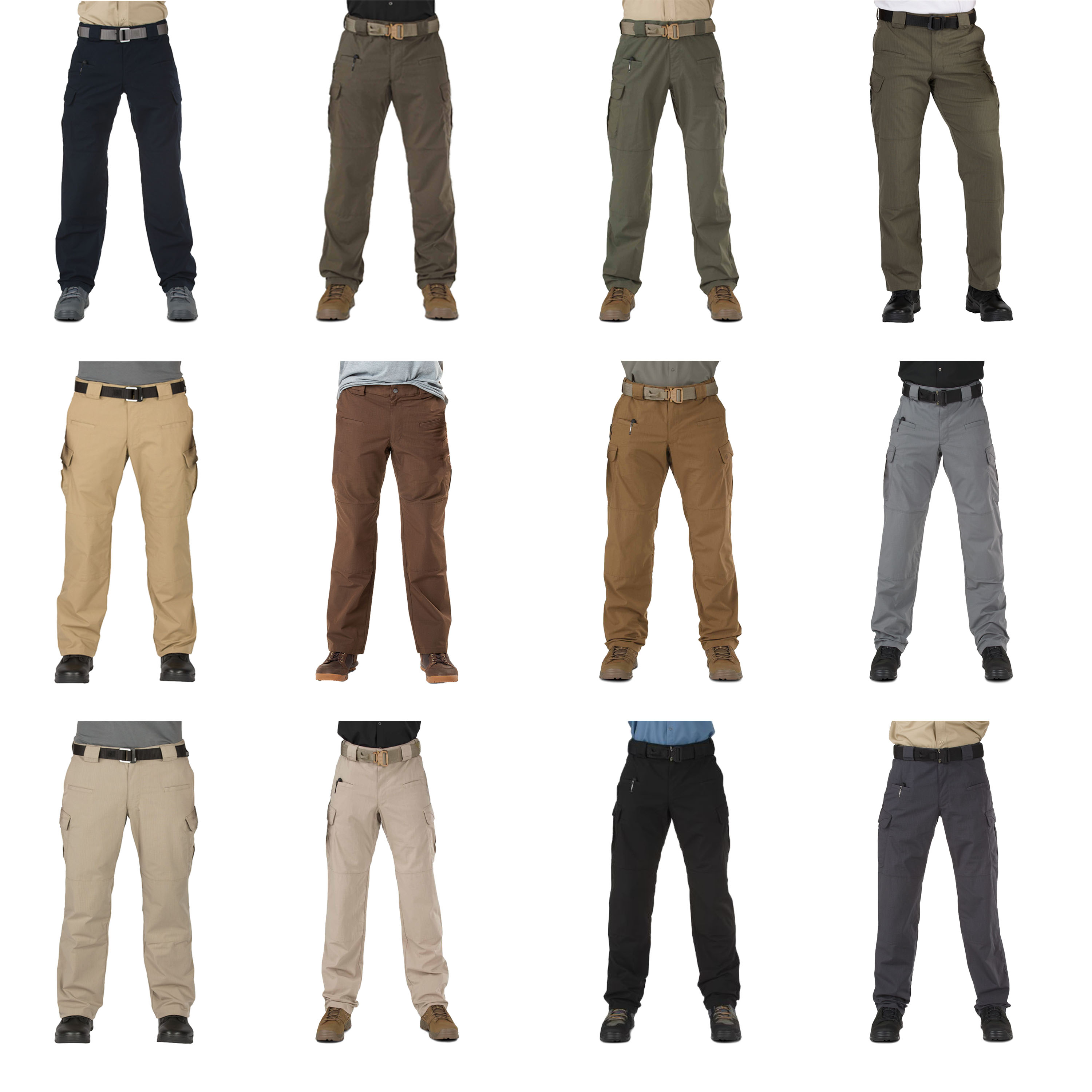 Two Way Mechanical Stretch 5.11 Mens Stryke TDU High-Performance Tactical Pant Style 74433