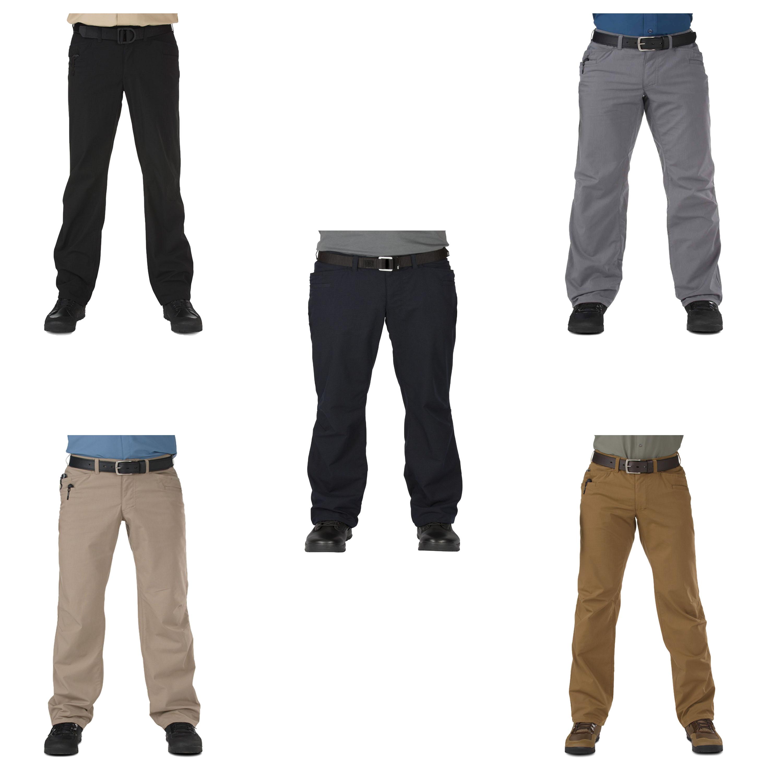 c0cc733a 5.11 Tactical Men's Ridgeline Pant, Style 74411, Waist-28-44, Inseam 30-36
